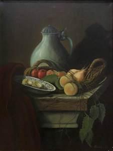Thomas HEESAKKERS - Pintura - stilleven