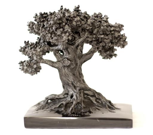 HERREL - 雕塑 - La 35ème graine