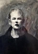 Benjamin CARBONNE - Peinture - visage 4.2.1