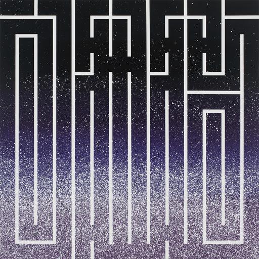 L'ATLAS - Pintura - The purple midnight