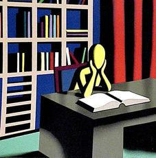 Mark KOSTABI - Print-Multiple - Useless Knowledge