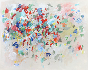 Claudie LAKS - Painting - STACCATO