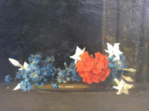 Carl HAMPEL - Pintura - Naturaleza Muerta