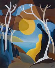 Brigitte THONHAUSER-MERK - Pintura - L'Heure Bleue