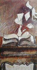Franco FORTUNATO - Pintura - Ricordi e poesia