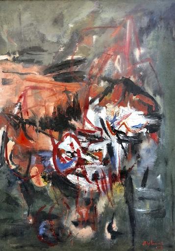 Annibale BIGLIONE - Peinture - Abstraction