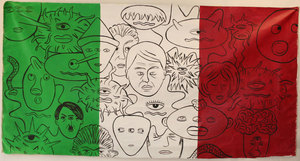 Gianni CELLA - Painting - Ialialiens