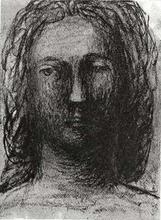 Henry MOORE (1898-1986) - Head of Girl II