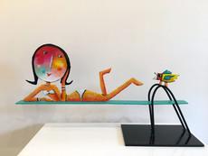 Christophe JEHAN - Sculpture-Volume - La piscine