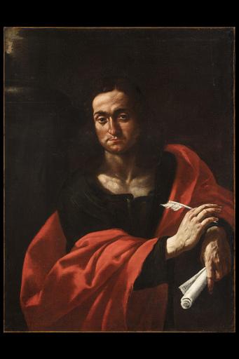 Flaminio TORRI - Painting - San Giovanni Evangelista
