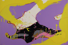 Norman BLUHM - Print-Multiple - Untitled