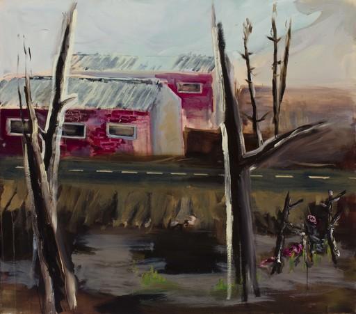 Aaron VAN ERP - Painting - Untitled