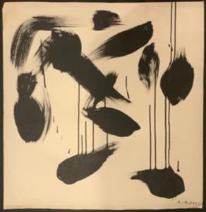 Albert CHUBAC - Disegno Acquarello - 347Z50