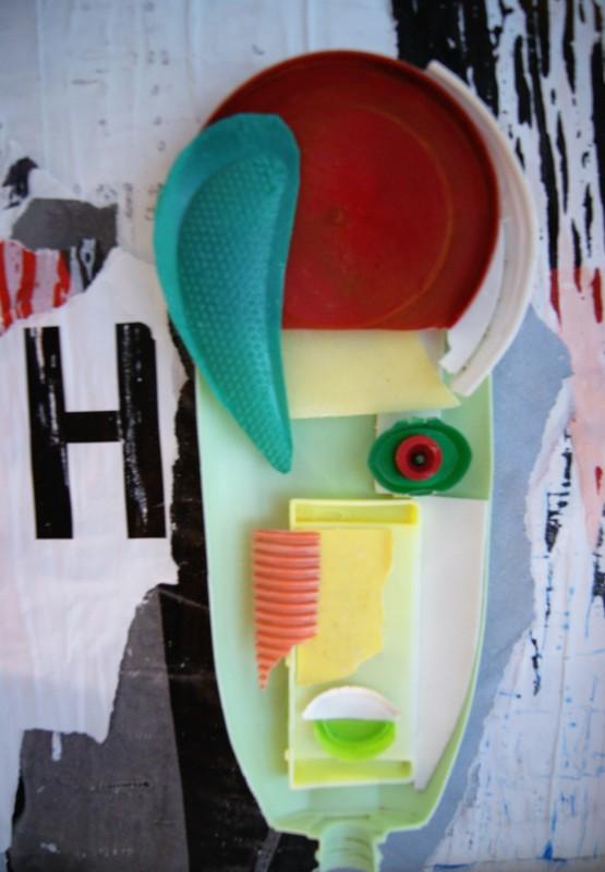 Jean Michel FAUDEMER - Pintura - cyclope 2