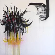 A1ONE - Peinture - ISHQ  -  Paris 04