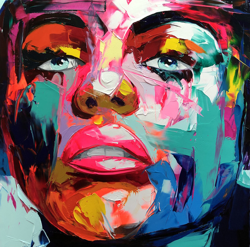Françoise NIELLY - Peinture - WHY NOT