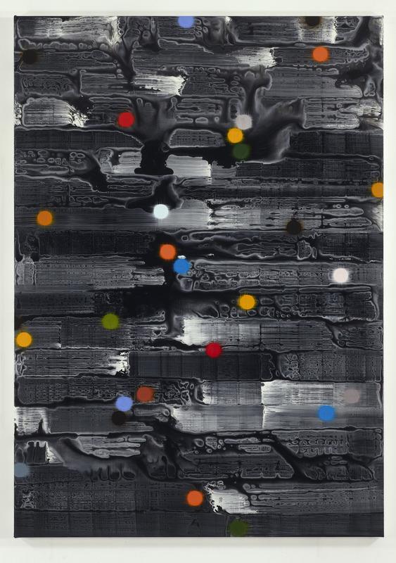 Mark FRANCIS - Peinture - Deimos