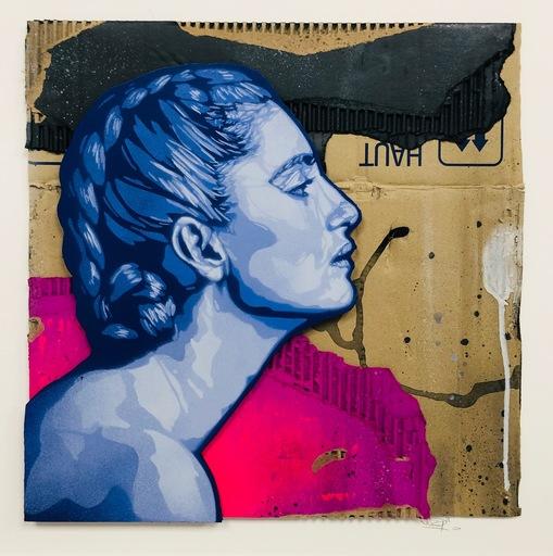VIZA - Painting - Elle