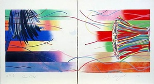 James ROSENQUIST, Area Code