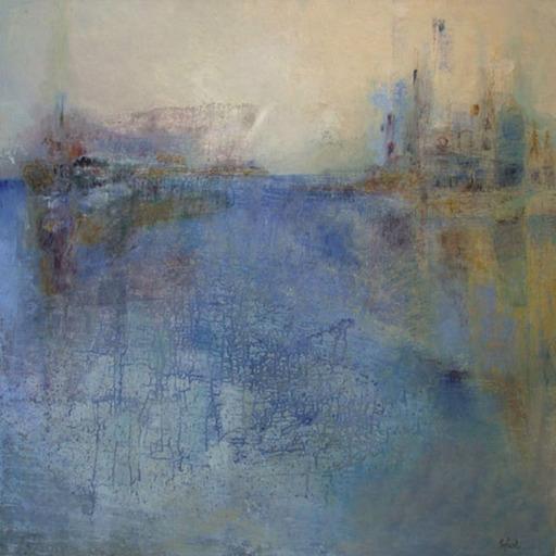 Sylvie BOUDET - Peinture - Méditerraneenne