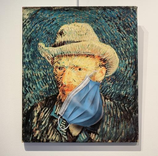 ONEMIZER - Gemälde - Van Gogh