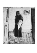 Mario SIRONI - Drawing-Watercolor