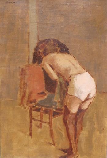 BENN - Pittura - Woman After Bathing