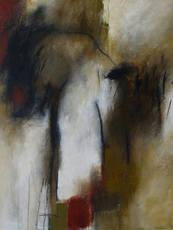Danielle JULIEN - Painting - FEMME D'ESPRIT