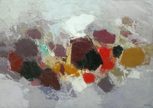 Ideo PANTALEONI - Pintura - Senza titolo