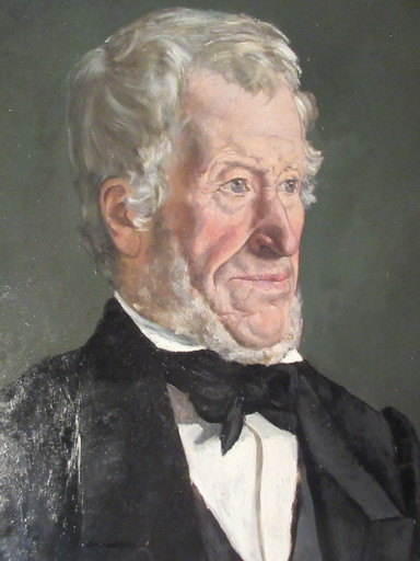 Théodore RIVIERE - Painting - Portrait