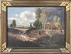 Alois ARNEGGER - Gemälde - Spring Landscape