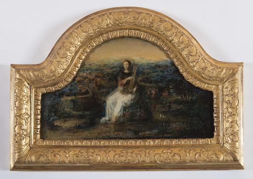 Georges ROUAULT - Gemälde - Sainte-Cécile