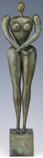 Louis CANE - Sculpture-Volume - Vénus aux mains croisées