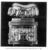 Miguel BERROCAL - Sculpture-Volume -  Romeo and Julietta Opus 101
