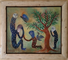 Manuel MENDIVE - Painting