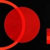 Joël STEIN - Painting - Rouge laser