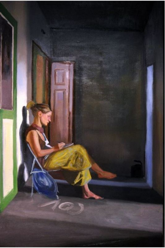Federico LOMBARDO - Pintura - Cov