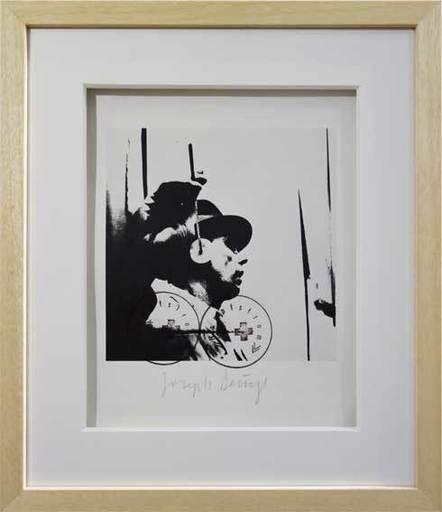 Joseph BEUYS - Print-Multiple - Das Gehör