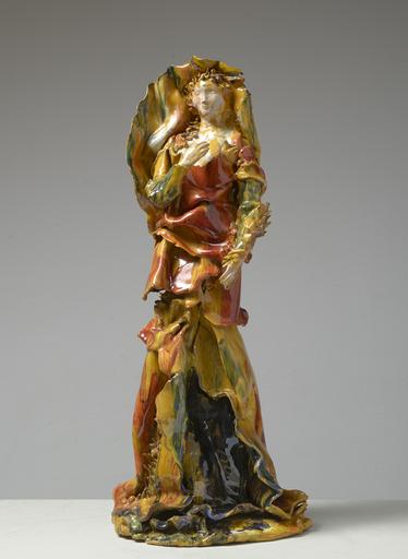 福斯托·梅洛蒂 - 陶瓷  - Senza titolo