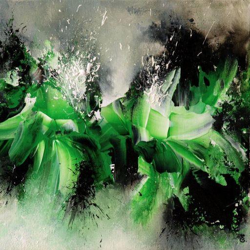 Estelle BARBET - Painting - N6