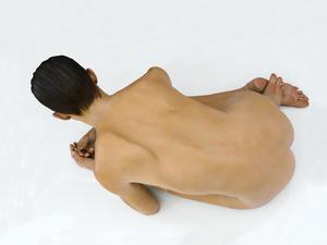 John DE ANDREA - Skulptur Volumen - Magda