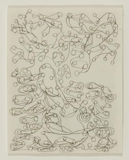 Atsuko TANAKA - Dibujo Acuarela - Senza titolo