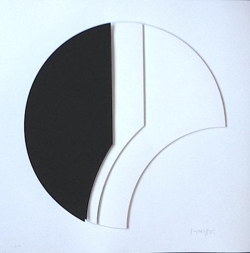 Gottfried HONEGGER - Scultura Volume