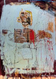 MONSIEUR JAMIN - Painting -  WHITPLASH