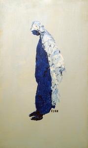 Kyna DE SCHOUEL - Peinture - Fatima