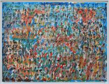 Mahjoub BEN BELLA - Pintura - Indian Summer