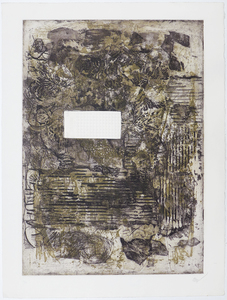 Antoni CLAVÉ - Print-Multiple - Feuilles