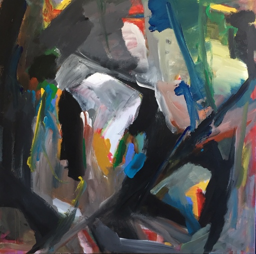 Irène DARGET-BASTIEN - Painting - NAVIK