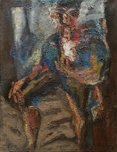 Roland BERTHON - Pintura - Personnages