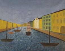 Vladimir ARKHIPOV - Painting - White Nights